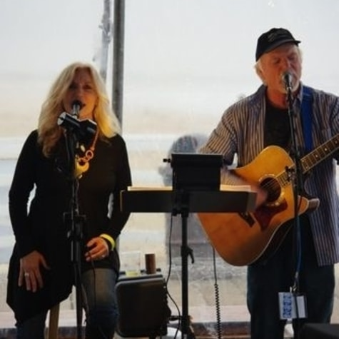 Sundays on the Vineyard Deck at Eberle Winery ~ Live Music and Food