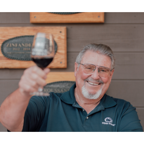 "Gary Eberle named ""American Wine Legend"" by Wine Enthusiast Wine Star Awards"