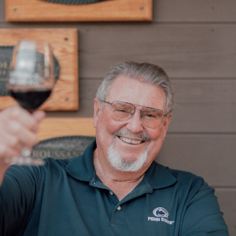 "Gary Eberle will be Honored as an ""American Wine Legend"" at the Wine Enthusiast Wine Star Awards"