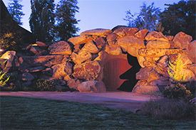 Eberle Winery Cave Tours